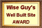 Well Built Site Award